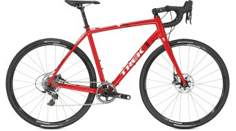 Trek Crockett 7 Cyclocrosser Komplettbike viper red Mod. 2017
