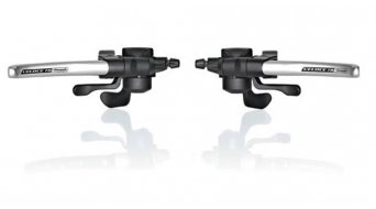 Campagnolo Veloce Flatbar váltó-/fékkar Ergopower 10 sebességes EP6-VLXCFB