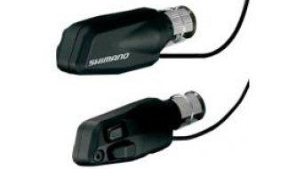 Shimano Di2 SW-R671 Lenkerend-Schalthebel links 2-fach schwarz