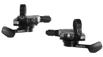 SRAM Double Tap Trigger levier de commande 2x10-vitesses pour Flatbar devant/arrière