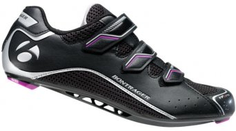 Bontrager Race shoes ladies road bike- shoes black