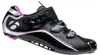 Bontrager Race DLX shoes ladies road bike- shoes black