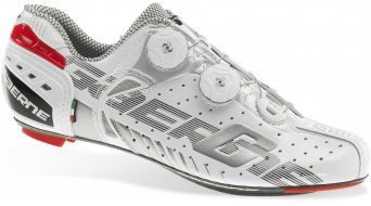 Gaerne carbono G.Chrono bici carretera-zapatillas Señoras-zapatillas blanco