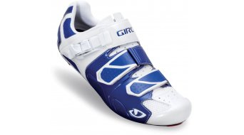 Giro Trans road bike shoes blue/white 2012