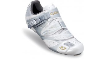 Giro Espada Lady road bike shoes white/silver 2013