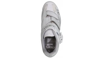 Giro Solara Rennrad-Schuhe Damen-Schuhe Gr. 38 patent white/silver Mod. 2015