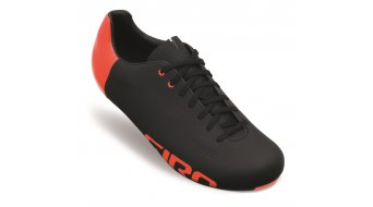 Giro Empire Acc road bike shoes matt black/fluorescent orange 2014