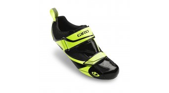 Giro Mele Tri Rennrad-Schuhe black/highlight yellow Mod. 2016
