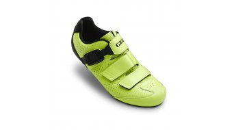 Giro Trans E70 road bike- shoes highlight yellow/black 2016