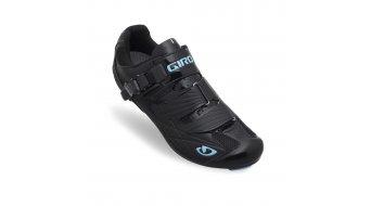 Giro Solara bici carretera-zapatillas Señoras-zapatillas tamaño 40 negro/milky azul Mod. 2015