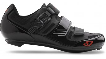Giro Apeckx II bici carretera-zapatillas tamaño 39 negro/bright rojo Mod. 2016