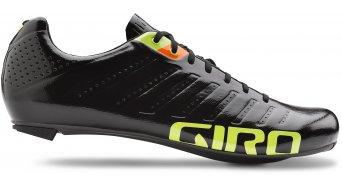 Giro Empire SLX bici carretera-zapatillas tamaño 40 negro/limón Mod. 2016