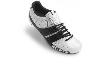 Giro Factress Techlace bici carretera-zapatillas Señoras-zapatillas blanco/negro Mod.2017