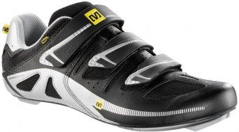 Mavic Peloton road bike- shoes size 40 (6.5) black/metallic silver/yellow Mavic