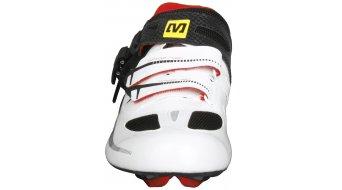 Mavic Avenge bici carretera-zapatillas tamaño 38 2/3 (5.5) blanco/bright rojo/negro Mod. 2014