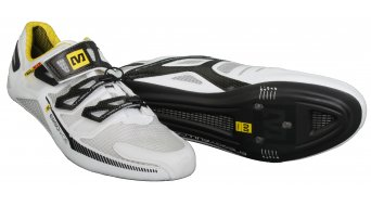 Mavic Huez road bike- shoes white/black/yellow Mavic 2013