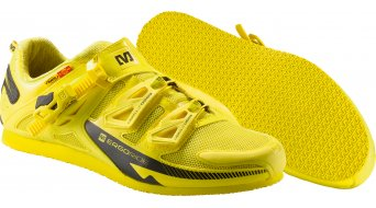 Mavic Podium road bike- shoes yellow Mavic 2013