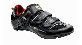 Mavic Cyclo Tour Sport bici carretera-zapatillas tamaño 42 (8) negro/quick/metallic gris