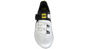 Mavic Cosmic Ultimate scarpe per bici da corsa mis 38 2/3 (5.5) white/black
