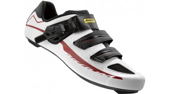Mavic Aksium Elite road bike- shoes