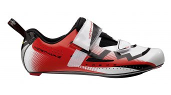 Northwave Extreme Triathlon Shuhe white/red