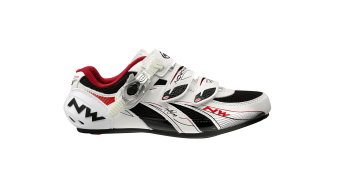 Northwave Venus SBS Woman road bike shoes white/black/red 2013