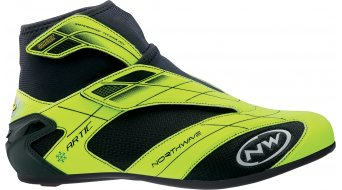 Northwave Arctic Commuter GTX road bike shoes yellow fluo/black