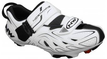 Northwave Tribute Terrae Triathlon shoes white/black 2014