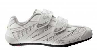 Northwave Women Eclipse Pro road bike shoes white/silver 2014