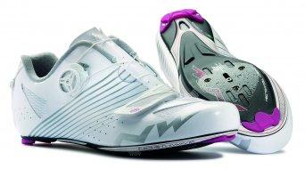 Northwave Vitamin bici carretera zapatillas Señoras-zapatillas tamaño 36 blanco