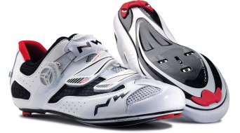 Northwave Galaxy bici carretera zapatillas tamaño 39 blanco
