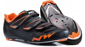 Northwave Torpedo 3S Rennrad Schuhe Gr. 39 black/orange