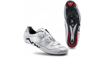 Northwave Extreme Wide Rennrad Schuhe Gr. 36 white/black