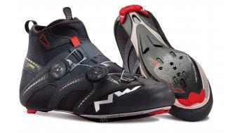 Northwave Extreme invierno GTX bici carretera zapatillas tamaño 39 negro