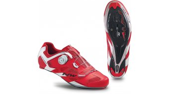 Northwave Sonic 2 Carbon Rennrad Schuhe Gr. 39 red/white