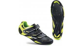 Northwave Sonic 2 Rennrad Schuhe Gr. 36 black/yellow fluo