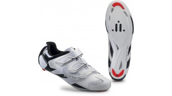 Northwave Sonic 2 bici carretera zapatillas tamaño 36 blanco/negro