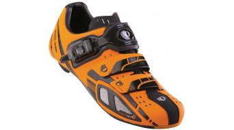 Pearl Izumi P.R.O. III road bike- shoes safety orange/black