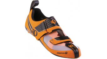 Pearl Izumi Tri Fly Octane Triathlon- shoes safety orange/black