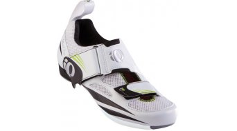 Pearl Izumi Women Tri Fly IV Triathlon- shoes white/black