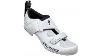 Specialized Trivent Expert Triathlon Schuhe Gr. 39 white/red
