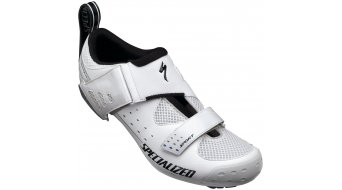 Specialized Trivent Sport Triathlon Schuhe white/blue