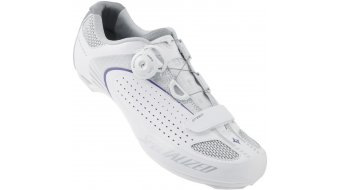 Specialized Women Ember Road-Schuhe white/purple