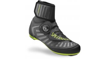 Specialized Defroster Schuhe Rennrad Winter-Schuhe black/hyper green reflective Mod. 2016