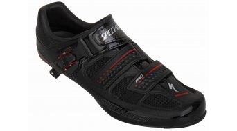 Specialized Pro Rennrad-Schuhe Gr. 42.5 black/red Mod. 2015
