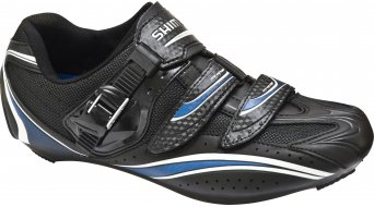 Shimano SH-R087 road bike Sport- shoes black/blue 2012