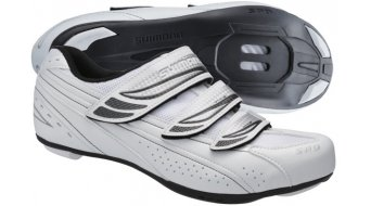 Shimano SH-WR35 SPD Señoras zapatillas bici carretera-Touring-zapatillas blanco(-a)