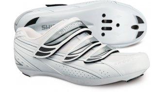 Shimano SH-WR31 ladies road bike- shoes size 36 white/grey