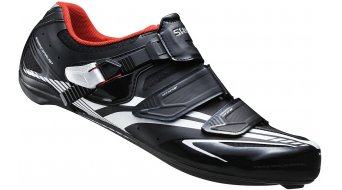 Shimano SH-R170L wide road bike Performance- shoes black 2014