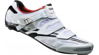 Shimano SH-R320W wide shoes road bike- shoes Pro-Tour-Racing Custom-Fit white